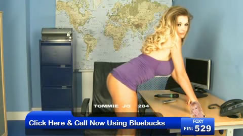 TelephoneModels.com Tommie Jo Bluebird TV January 12th 2013 23 Tommie Jo   Bluebird TV   January 12th 2013