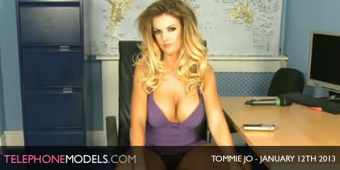 TelephoneModels.com Tommie Jo Bluebird TV January 12th 2013 Tommie Jo   Bluebird TV   January 12th 2013