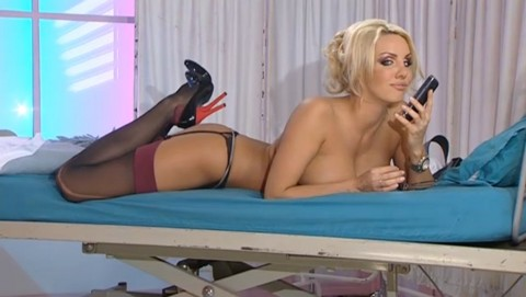 TelephoneModels.com 07 03 2013 22 33 56 480x271 Dannii Harwood   Playboy TV Chat   March 8th 2013
