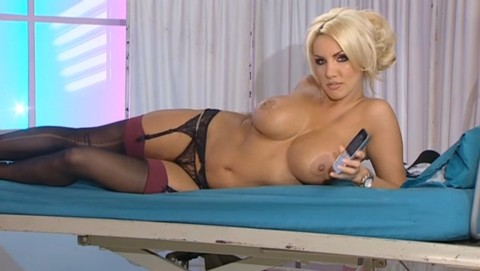 TelephoneModels.com 07 03 2013 22 57 51 480x271 Dannii Harwood   Playboy TV Chat   March 8th 2013