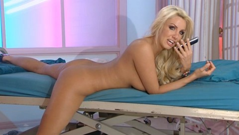 TelephoneModels.com 08 03 2013 01 53 22 480x271 Dannii Harwood   Playboy TV Chat   March 8th 2013