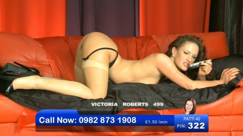 TelephoneModels.com 08 04 2013 00 23 50 480x268 Victoria Roberts   Bluebird TV   April 8th 2013