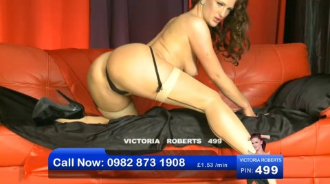 TelephoneModels.com 08 04 2013 00 23 56 480x268 Victoria Roberts   Bluebird TV   April 8th 2013