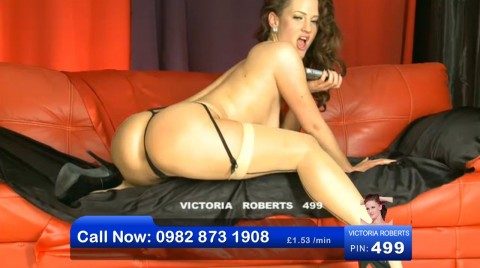 TelephoneModels.com 08 04 2013 00 23 59 480x268 Victoria Roberts   Bluebird TV   April 8th 2013