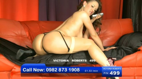 TelephoneModels.com 08 04 2013 00 24 01 480x268 Victoria Roberts   Bluebird TV   April 8th 2013