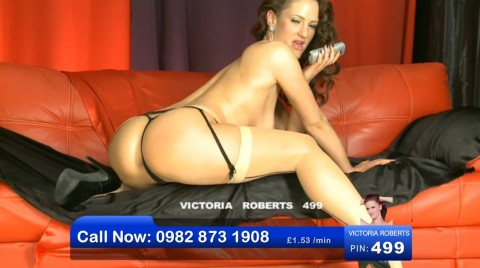 TelephoneModels.com 08 04 2013 00 24 02 480x268 Victoria Roberts   Bluebird TV   April 8th 2013
