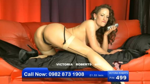 TelephoneModels.com 08 04 2013 00 24 05 480x268 Victoria Roberts   Bluebird TV   April 8th 2013