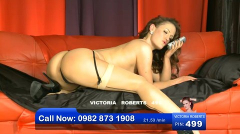 TelephoneModels.com 08 04 2013 00 24 06 480x268 Victoria Roberts   Bluebird TV   April 8th 2013