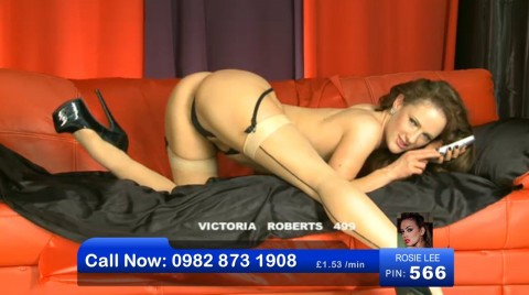 TelephoneModels.com 08 04 2013 00 24 13 480x268 Victoria Roberts   Bluebird TV   April 8th 2013
