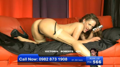 TelephoneModels.com 08 04 2013 00 24 18 480x268 Victoria Roberts   Bluebird TV   April 8th 2013