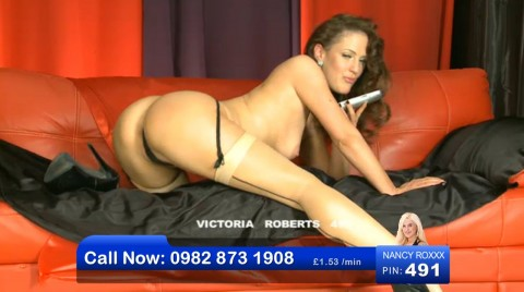 TelephoneModels.com 08 04 2013 00 24 34 480x268 Victoria Roberts   Bluebird TV   April 8th 2013
