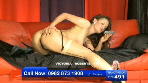 TelephoneModels.com 08 04 2013 00 24 41 480x268 Victoria Roberts   Bluebird TV   April 8th 2013