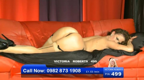 TelephoneModels.com 08 04 2013 00 26 41 480x268 Victoria Roberts   Bluebird TV   April 8th 2013