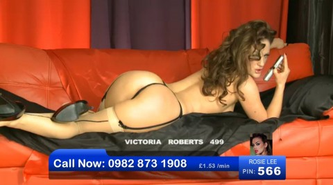 TelephoneModels.com 08 04 2013 00 26 55 480x268 Victoria Roberts   Bluebird TV   April 8th 2013