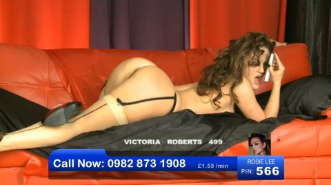 TelephoneModels.com 08 04 2013 00 26 57 480x268 Victoria Roberts   Bluebird TV   April 8th 2013