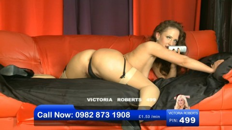 TelephoneModels.com 08 04 2013 00 28 09 480x268 Victoria Roberts   Bluebird TV   April 8th 2013