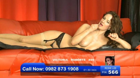 TelephoneModels.com 08 04 2013 00 32 17 480x268 Victoria Roberts   Bluebird TV   April 8th 2013