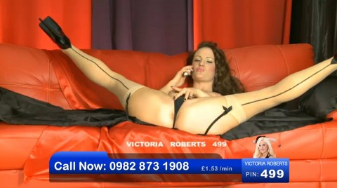 TelephoneModels.com 08 04 2013 00 35 39 480x268 Victoria Roberts   Bluebird TV   April 8th 2013