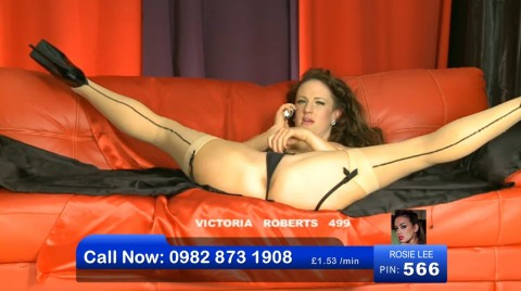 TelephoneModels.com 08 04 2013 00 35 45 480x268 Victoria Roberts   Bluebird TV   April 8th 2013