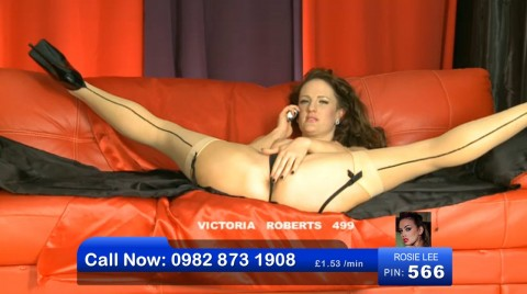 TelephoneModels.com 08 04 2013 00 35 48 480x268 Victoria Roberts   Bluebird TV   April 8th 2013