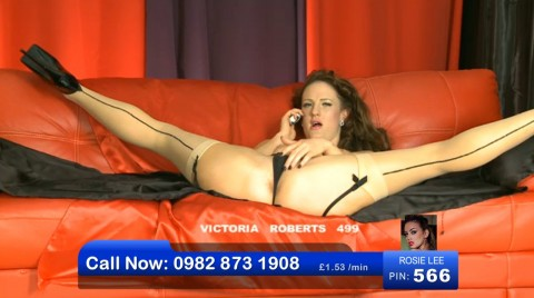 TelephoneModels.com 08 04 2013 00 35 54 480x268 Victoria Roberts   Bluebird TV   April 8th 2013