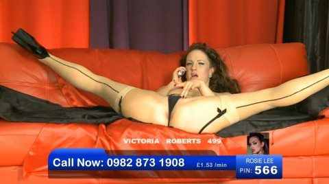 TelephoneModels.com 08 04 2013 00 35 57 480x268 Victoria Roberts   Bluebird TV   April 8th 2013