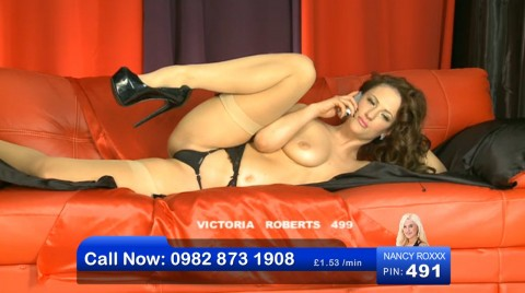 TelephoneModels.com 08 04 2013 00 37 25 480x268 Victoria Roberts   Bluebird TV   April 8th 2013