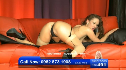 TelephoneModels.com 08 04 2013 00 37 40 480x268 Victoria Roberts   Bluebird TV   April 8th 2013