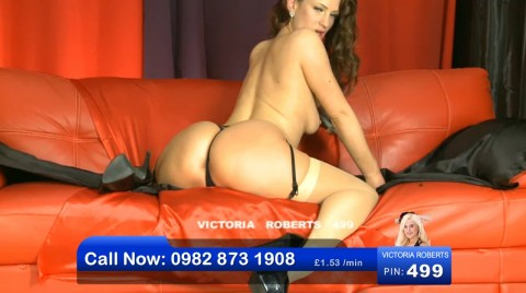 TelephoneModels.com 08 04 2013 00 38 16 480x268 Victoria Roberts   Bluebird TV   April 8th 2013