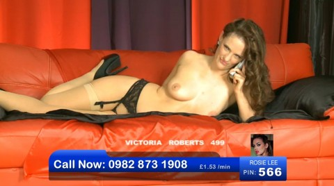 TelephoneModels.com 08 04 2013 00 40 44 480x268 Victoria Roberts   Bluebird TV   April 8th 2013