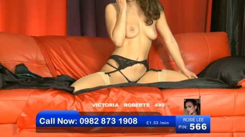 TelephoneModels.com 08 04 2013 00 41 12 480x268 Victoria Roberts   Bluebird TV   April 8th 2013