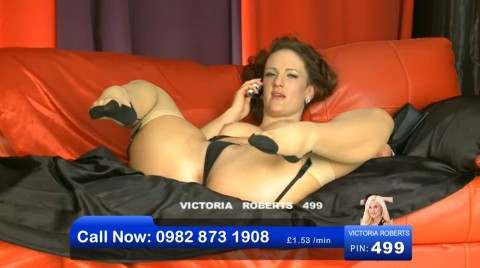 TelephoneModels.com 08 04 2013 01 17 13 480x268 Victoria Roberts   Bluebird TV   April 8th 2013
