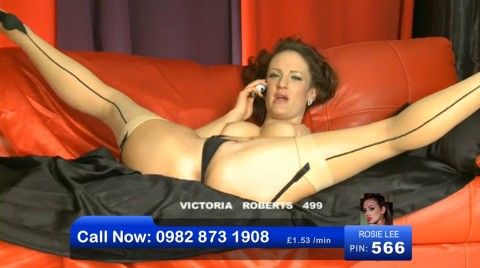 TelephoneModels.com 08 04 2013 01 17 28 480x268 Victoria Roberts   Bluebird TV   April 8th 2013