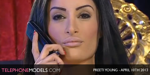 TelephoneModels.com Preeti Young Red Light Central April 10th 2013 Preeti Young   Red Light Central   April 10th 2013