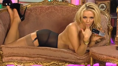 TelephoneModels.com 14 05 2013 23 51 15 480x270 Lucy Zara   Playboy TV Chat   May 15th 2013