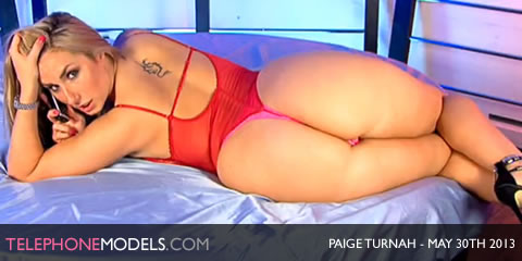 TelephoneModels.com Paige Turnah Studio 66 TV May 30th 2013 Paige Turnah   Studio 66 TV   May 30th 2013