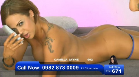 TelephoneModels.com 03 06 2013 00 56 22 480x268 Camilla Jayne   Bluebird TV   June 3rd 2013