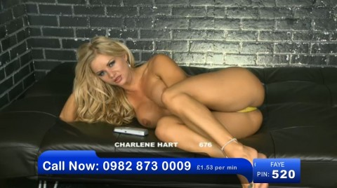 TelephoneModels.com 11 07 2013 00 53 22 480x268 Charlene Hart   Bluebird TV   July 11th 2013