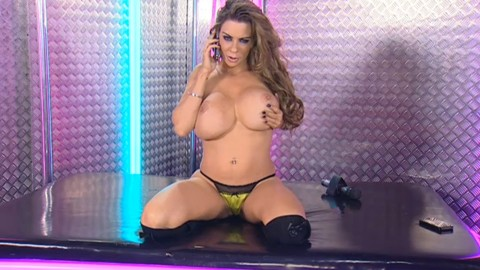 TelephoneModels.com 15 09 2013 22 54 12 480x270 Linsey Dawn McKenzie   Red Light Central   September 16th 2013