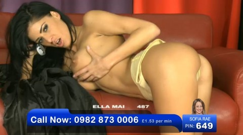 TelephoneModels.com 17 09 2013 02 24 34 480x266 Ella Mai   Bluebird TV   September 17th 2013