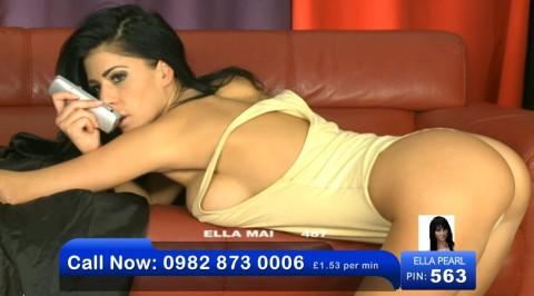 TelephoneModels.com 17 09 2013 02 30 13 480x266 Ella Mai   Bluebird TV   September 17th 2013