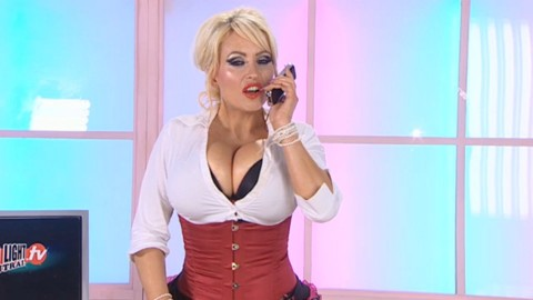 Belle Fatale From Playboy TV Chat