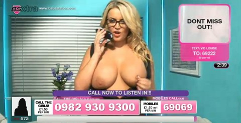 TelephoneModels.com 25 09 2013 22 47 01 480x246 Louise Porter   Babestation TV   September 26th 2013