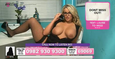 TelephoneModels.com 25 09 2013 22 57 49 480x246 Louise Porter   Babestation TV   September 26th 2013