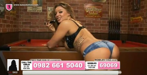 TelephoneModels.com 26 09 2013 01 35 57 480x246 Beth   Babestation TV   September 26th 2013