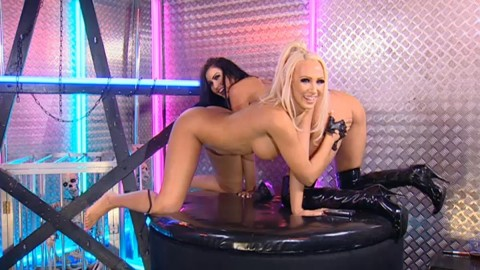 TelephoneModels.com 28 09 2013 01 56 24 480x270 Lucy Summers & Yasmine James   Playboy TV Chat   September 28th 2013