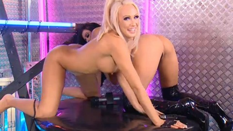 TelephoneModels.com 28 09 2013 01 56 54 480x270 Lucy Summers & Yasmine James   Playboy TV Chat   September 28th 2013