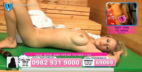 TelephoneModels.com 28 09 2013 02 12 15 480x246 Brookie Little   Babestation TV   September 28th 2013