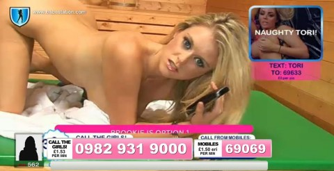 TelephoneModels.com 28 09 2013 02 13 12 480x246 Brookie Little   Babestation TV   September 28th 2013