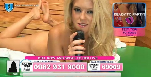 TelephoneModels.com 28 09 2013 02 14 53 480x246 Brookie Little   Babestation TV   September 28th 2013